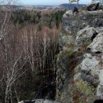 Kletterer am Lampertshorn