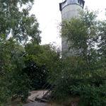 Förstersteig - Gipfel mit Feuerwachturm